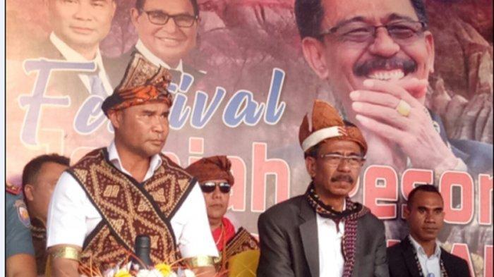 Gubernur Viktor Laiskodat Buka Festival Kelaba Madja, Sabu Raijua Harus Terdepan dan Terindah