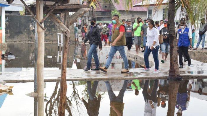 Bupati Sikka, Fransiskus Roberto Diogo Imbau dan Ajak Warganya Peduli Bencana Alam
