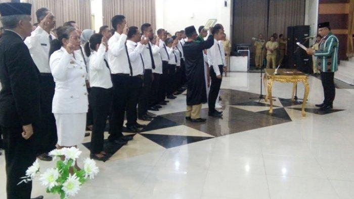 Bupati Sikka Mutasi Lagi 135 Pejabat Eselon IV di Sikka, Ini SKPD yang Diisi