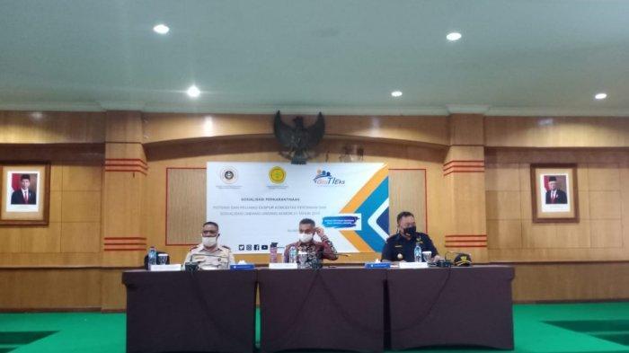 Bupati Robby Beberkan Peluang dan Ekspor Komoditi Pertanian di Sikka