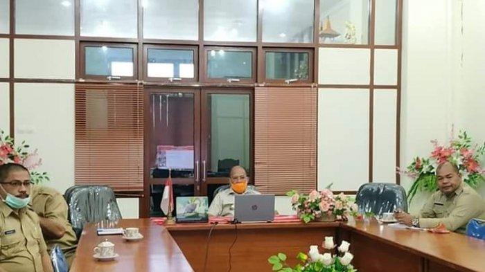 Bupati Niga Ikuti Musrenbang RKPD Provinsi NTT Tahun 2021