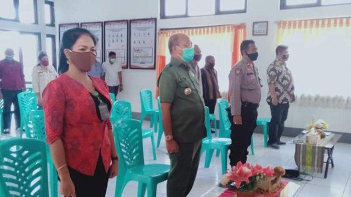 Bupati Niga Dapawole Hadiri Sosialisasi Peraturan KPU RI tentang Pilkada