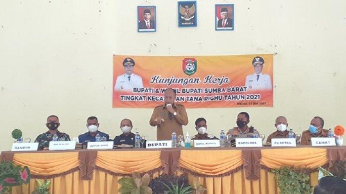 Bupati Dan Wakil Bupati Sumba Barat Siap Kembangkan Tanaman Jagung 5000 Hektar Are