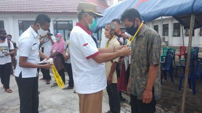 Bupati Lembata Yentji Sunur Launching Kartu Pedagang Keliling, Ini Tujuannya