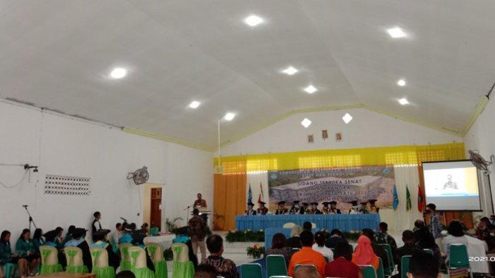 Bupati TTU Berharap Lulusan Universitas Timor Dapat Menjadi Penggerak dan Pelopor Pembangunan