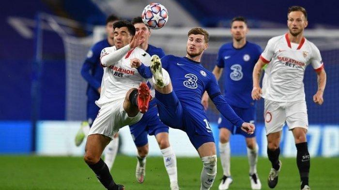 SEDANG BERLANGSUNG Live Streaming Mola TV Newcastle United vs Chelsea Liga Inggris, Sementara 0-0
