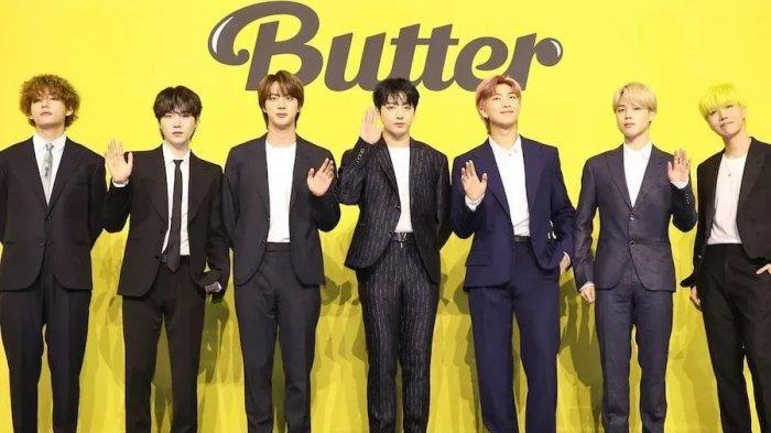 Daebak, BTS Puncaki Billboard Hot 100 Kalahkan Ed Sheeran, Butter Jadi Song of Summer 2021!