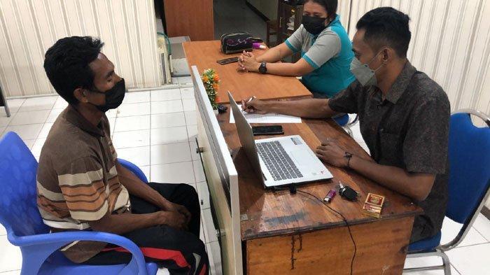 Cabuli Anak Dibawah Umur, IR Diamankan Unit Resmob Ditreskrimum Polda NTT