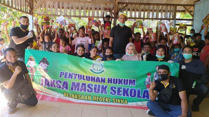 Camat Waigete Sudah Usul Perbaiki Jalan Menuju ke Kampung Wairbukan