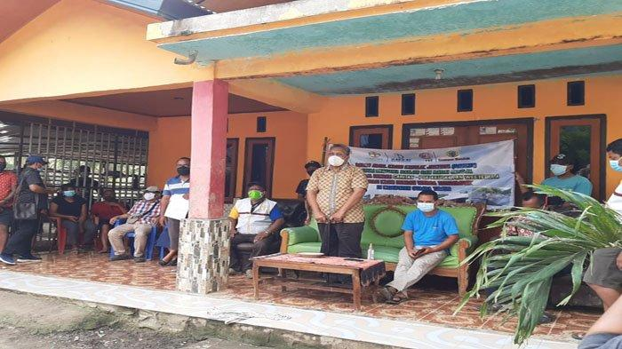 Caritas Keuskupan Weetebula Bersama Jaringan Nasional Caritas Indonesia Gelar Program Bela Rasa