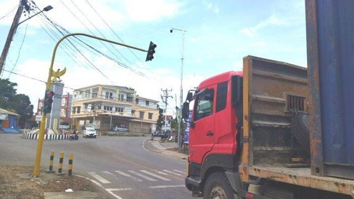 Polisi Pasang CCTV di Empat Lokasi di Kabupaten Belu