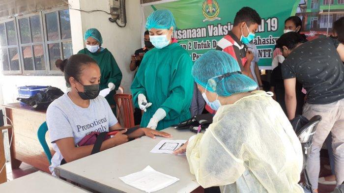 Satgas Covid-19 : Vaksin di Indonesia Miliki Efektivitas Tinggi