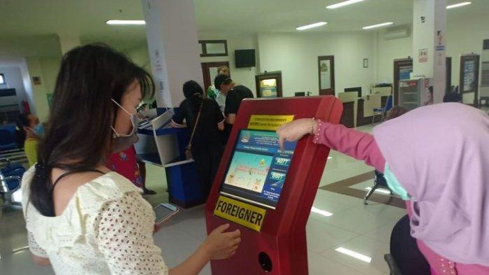 Cegah Virus Corona Masuk Indonesia, Imigrasi Tolak Masuk 118 WNA