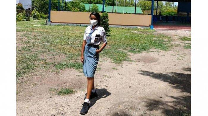 Cerita Febronia Siswi Smater Don Bosko Lewoleba Lolos Tes Fakultas Kedokteran UGM