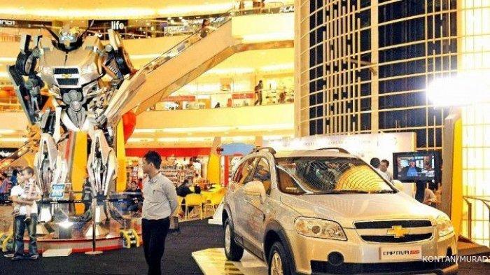 Lelang Mobil Sitaan Pajak Chevrolet Captiva Limit Rp 120 Juta, Mobil Seken Murah di Lelang.go.id