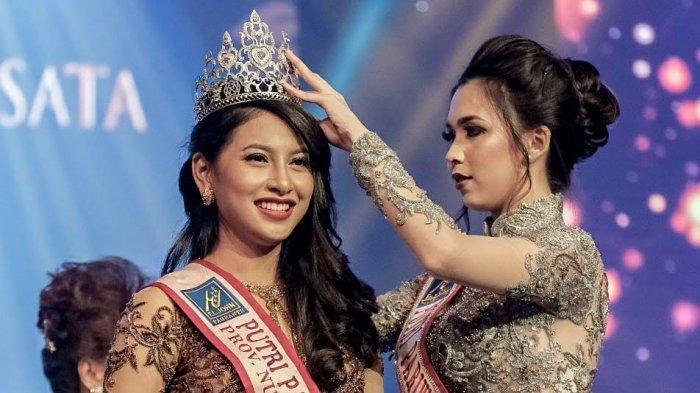 Clarita Mawarni Salem Peraih Mahkota Putri Pariwisata Indonesia 2019 Minta Maaf pada Masyarakat NTT