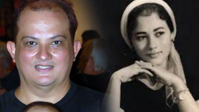 Ternyata Bukan Clift Sangra Suami Pertama Suzanna, Inilah Sosok Suami Suzanna Seorang Aktor Tampan