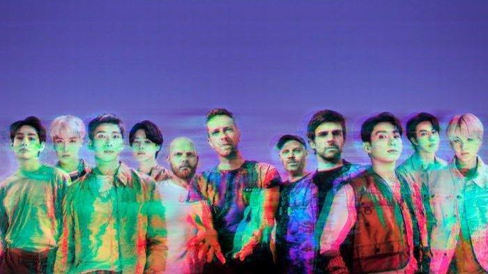 Kabar Gembira untuk Army BTS, BTS Ungkap Alasan Coldplay Putuskan Kolaborasi Secara Tatap Muka
