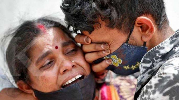Nasih Sudah Jadi Bubur, India Hancur Dihntam Covid-19, Pakar Ungkap Kesalahan Fatal Pemerintah