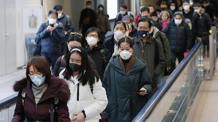 Umumnya Warga Habis Berpergian dari Wuhan, BERBAHAYA, POSITIF 12 Negara Tersebar Virus Corona