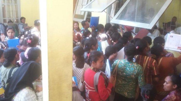 Pelamar CPNS di Kabupaten Timor Tengah Utara Sudah 3.036 Orang