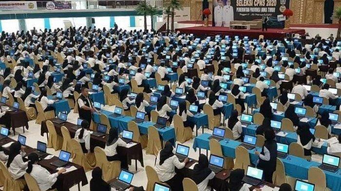 SIMAK CARANYA, Login sscn.bkn.go.id Untuk Ajukan Sanggahan Hasil Akhir CPNS 2019, Jangan Salah!