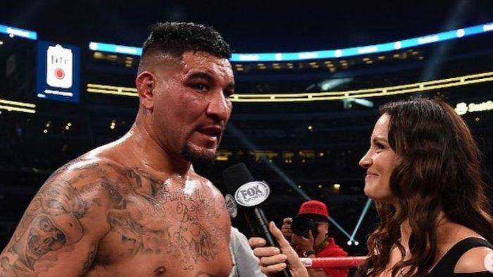 Tinju Dunia Andy Ruiz vs Chris Arreola Minggu 2 Mei 2021 Live World Boxing TVOne, Andy Ruiz Bangkit?