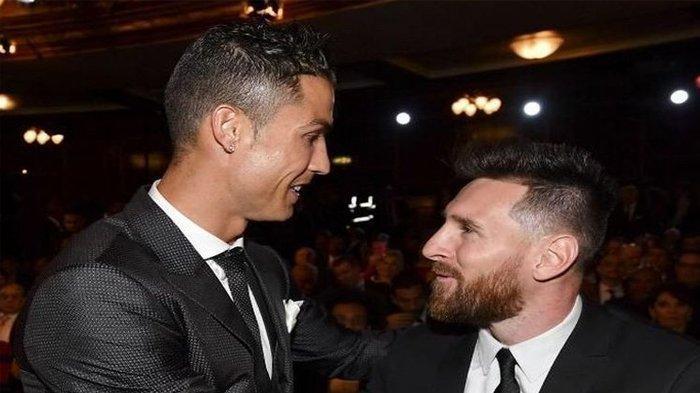 WOW! Akun Instagram Ronaldo Hasilkan Uang 1 T, Lebih Gede dari Gaji di Juventus, Messi Cuman Segini?