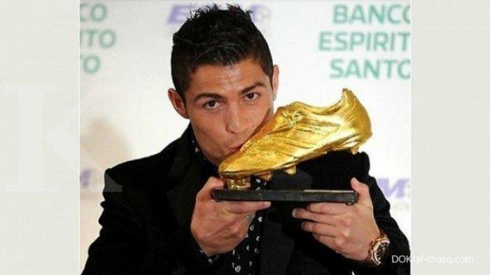 MANTAP , Cristiano Ronaldo jadi Orang Pertama Dengan 500 juta follower di Media Sosial