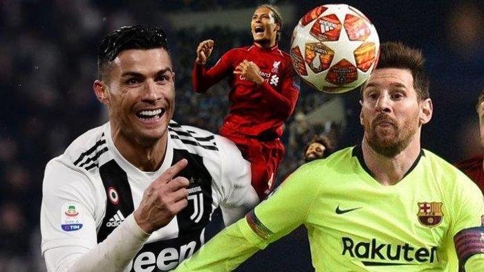 Virgil van Dijk, Lionel Messi, Cristiano Ronaldo Nomine Pemain Terbaik FIFA 2019, Cara Penentuannya?