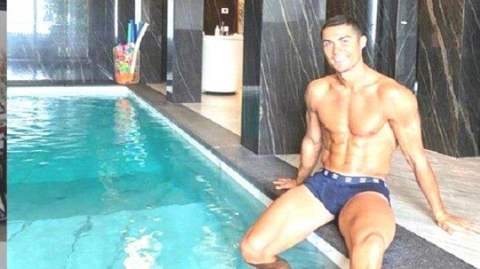 Bintang Sepakbola Cristiano Ronaldo Penyelamat Juventus, Ini Tarif Sekali Tayang, Jadi Trending