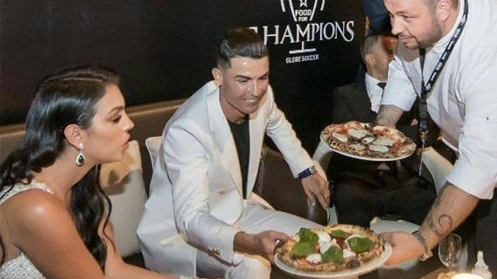 Sambut Bulan Ramadhan 2020, Bintang Juventus Cristiano Ronaldo Punya Menu Favorit untuk Dicoba