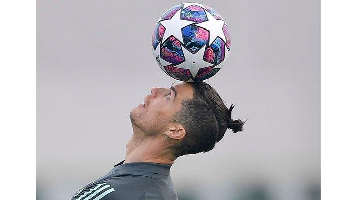 Optimisme Pemain Juventus Cristiano Ronaldo Hadapi Liga Champions,