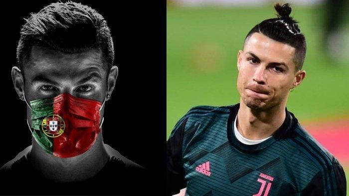 Reaksi Cristiano Ronaldo Usai Diperingatkan Pejabat Setempat Karena Latihan di Stadion Madeira