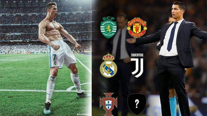 Kini Pemain Termahal, Siapa Sangka pada Usia 10 Tahun Ronaldo Hanya Ditukar dengan Bola dan Jersey