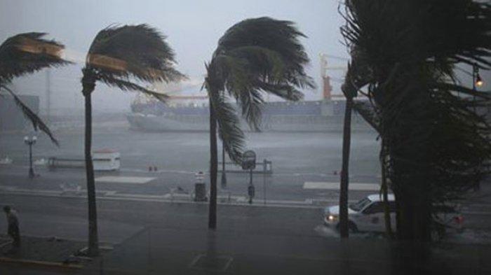 Peringatan Dini BMKG! Waspada Cuaca Ekstrem,9 Wilayah ini Berpotensi Hujan Lebat Minggu 1 Maret 2020