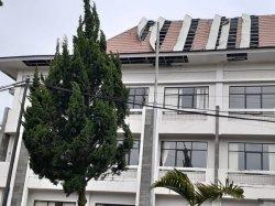 Data Sementara BPBD Manggarai Terima 32 Laporan Bencana Aakibat Badai Siklon Seroja