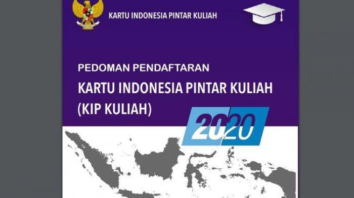 Cara Mendaftar KIP Kuliah, Akses kip-kuliah.kemdikbud.go.id, Begini Syarat Pendaftarannya