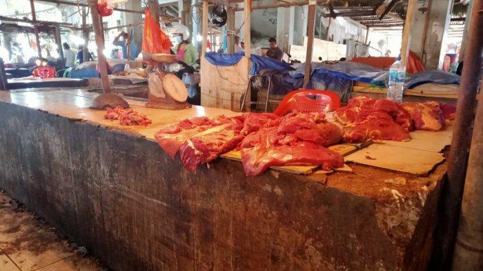 Pedagang Daging di Kupang Minta Pemerintah Tidak Lakukan Impor Daging