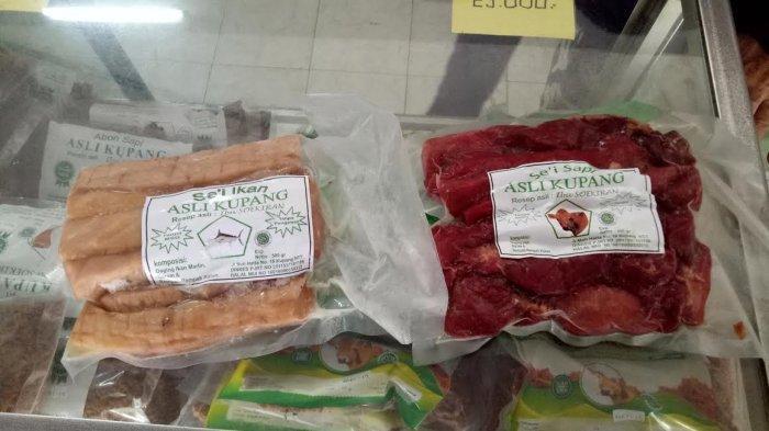 Daging se'i merupakan panganan khas Nusa Tenggara Timur. Daging se'i merupakan daging asap.