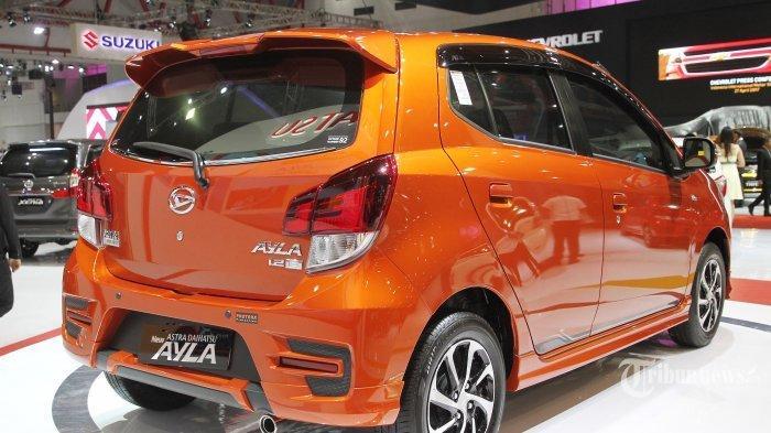 Mobil Bekas Daihatsu Ayla Termurah Rp80 Juta Tahun 2017 Untuk Tipe ini Harga Per Juni 2021