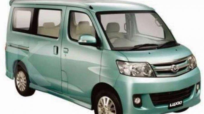 Harga Terendah Rp65 Juta Daihatsu Luxio Bekas Per Juni 2021, Daftar Harga Varian dan Spesifikasi