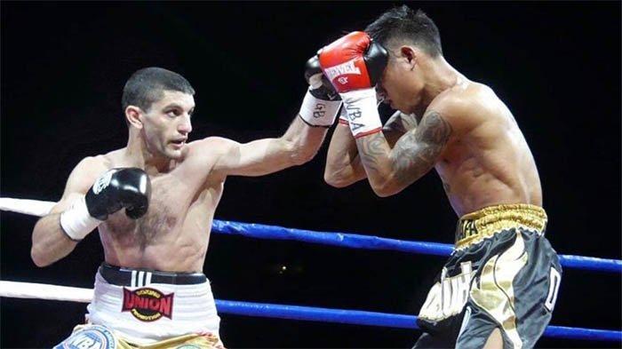 WBA Perintahkan Dalakian-Concepción Harus Bertarung , Harus Pertahankan Gelar dalam 9 Bulan