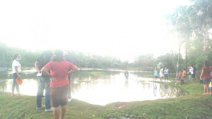 Danau Tuaknatu di Kelurahan Batuplat, Kota Kupang