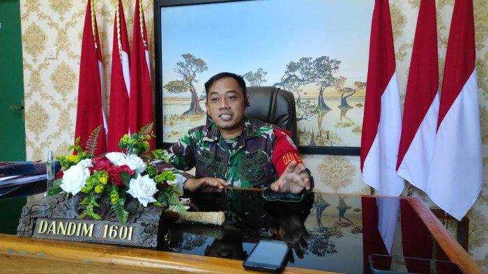 Pembangunan Fisik TMMD ke-112 di Rambangaru Sumba Timur Hampir Rampung, Dandim Dwi Joko Optimis