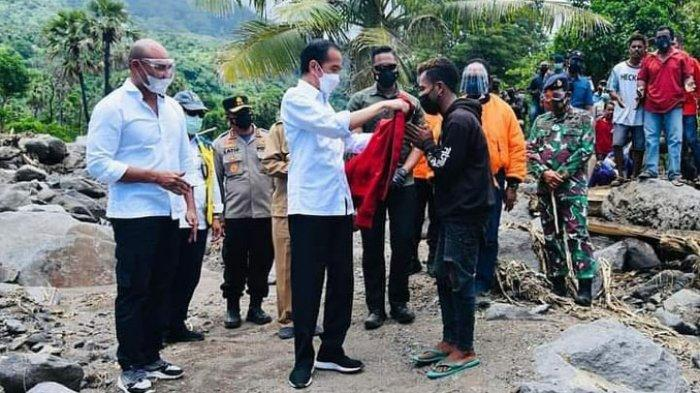 Dapat Jaket Presiden Jokowi, Uran: Saya Tidak Mau Cuci