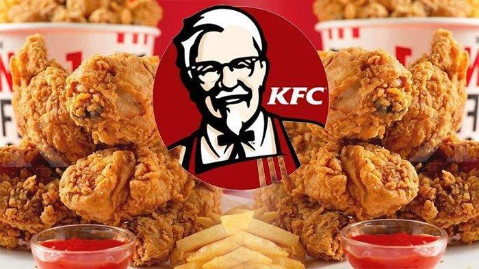 Promo KFC Crazy Deal 5 Potong Ayam + 2 Cup Saus Mulai Rp 63.636 Berlaku Hari ini Senin 7 Juni 2021