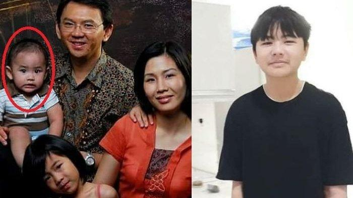 LIHAT Perubahan Putra Bungsu Ahok dan Veronica Tan yang Jarang Tersorot Kamera, Kini Bikin Pangling
