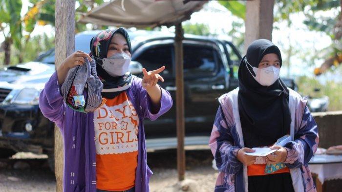 Days For Girls untuk Perempuan di Desa Nulle