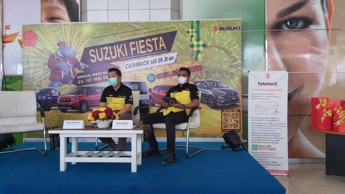 Tingkatkan Pelayanan ke Pelanggan, Suzuki Gelar Suzuki Fiesta Sell in New Normal